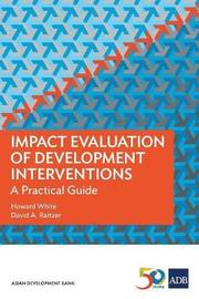 Impact Evaluation of Development Interventions by Asian Development Bank