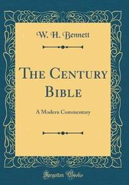 The Century Bible by W H Bennett image