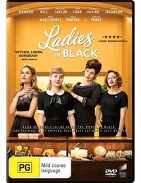 Ladies In Black on DVD image