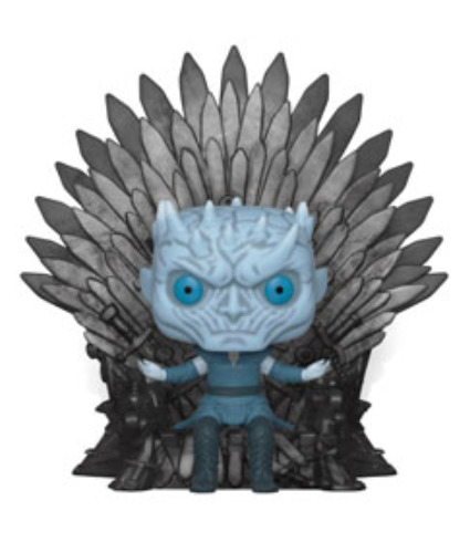 Game of Thrones: The Night King (Iron Throne) - Pop! Deluxe Figure