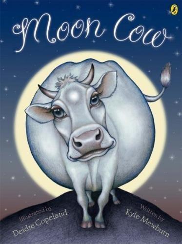 Moon Cow (English/Te Reo Maori)