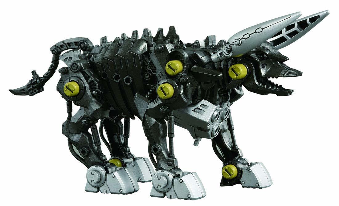 Zoids Wild: ZW26 Cannon Bull - Model Kit image