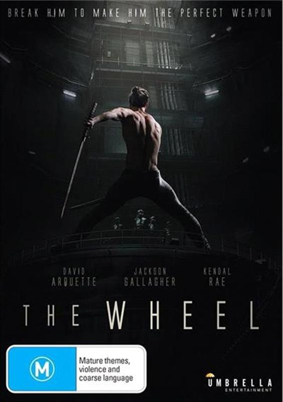 The Wheel on DVD