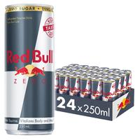 Red Bull Zero - 250ml (24 Pack)