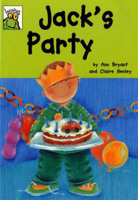 Jack's Party by Ann Bryant image