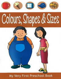 Colours, Shapes & Sizes - Flash Cards by Pegasus image