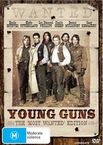 Young Guns - Deluxe Edition on DVD