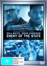 Enemy Of The State - Extended Edition on DVD