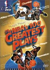 The NBA's 100 Greatest Plays on DVD
