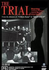 The Trial on DVD