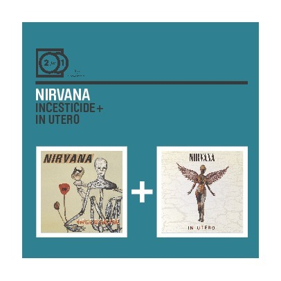 2FOR1: Incesticide / In Utero by Nirvana