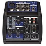 Wharfedale 1 XLR 2 Stereo Ch Mini Mixer with USB