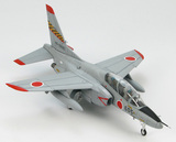 Japan T-4 Trainer 31st TSQ 1st AW JASDF with Decal Sheet 1/72 Diecast Model