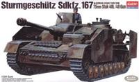 Academy Sturmgeschutz IV 1/35 Model Kit