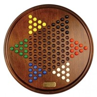 Dal Rossi Chinese Checkers with Marble Balls
