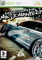 Need for Speed: Most Wanted for X360