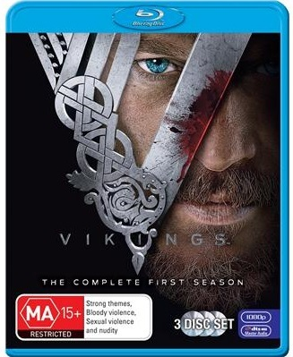 Vikings - The Complete First Season on Blu-ray image