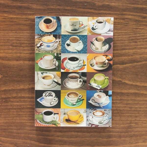 Wanderlust Coffee Journal (Small) by Tony M. Litten image