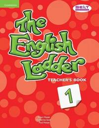 The English Ladder Level 1 Teacher's Book by Susan House image