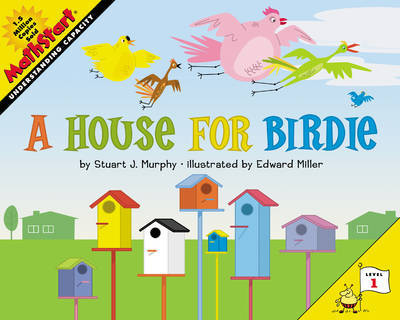 A House for Birdie by Stuart J Murphy image