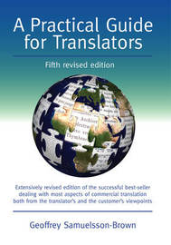 A Practical Guide for Translators by Geoffrey Samuelsson-Brown image