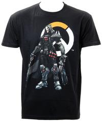 Overwatch Reaper T-Shirt (Medium)