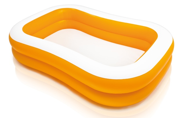 Intex: Swim Center Family Pool - Mandarin