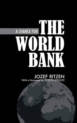 A Chance for the World Bank by Jozef Ritzen image