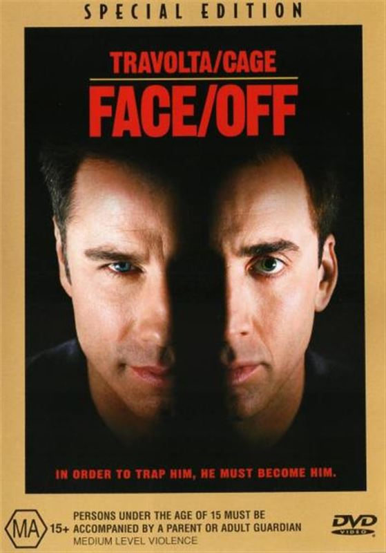 Face Off on DVD