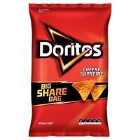 Doritos Corn Chips Cheese Supreme (300g)