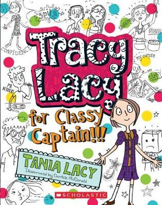 Tracy Lacy #2: Tracy Lacy For Classy Captain! by Lacy,Tania