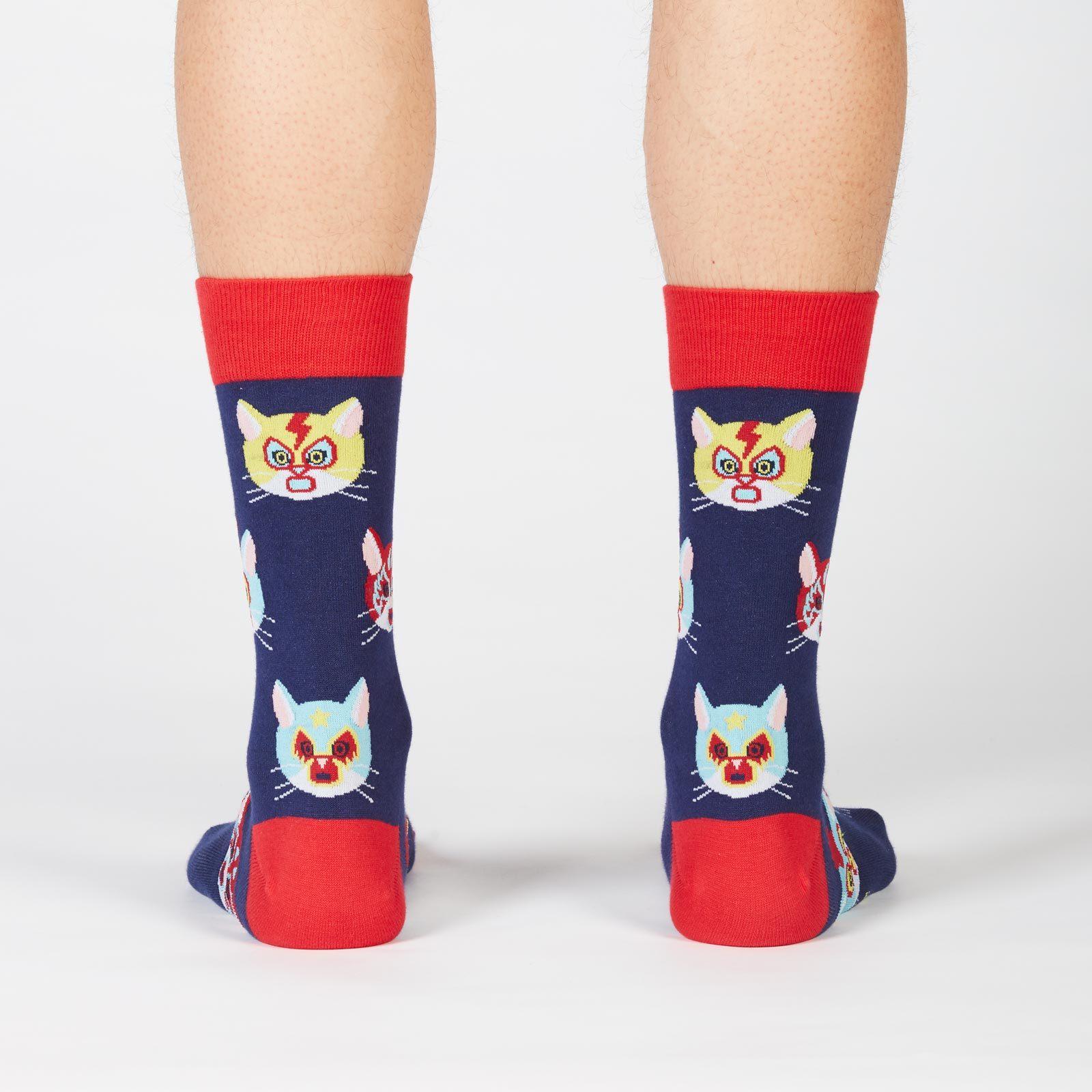 Men's - Gato Libre Crew Socks image