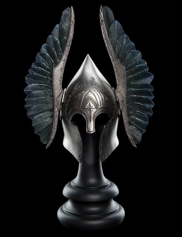 The Lord of the Rings: Gondor King's Guard Helm - by Weta
