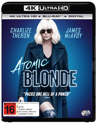 Atomic Blonde on UHD Blu-ray