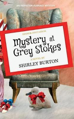 Mystery at Grey Stokes by Shirley Burton image
