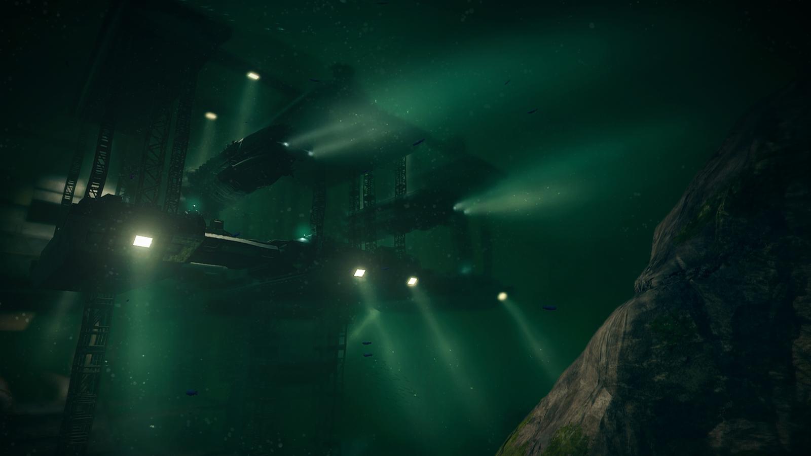 Aquanox Deep Descent for PS4 image