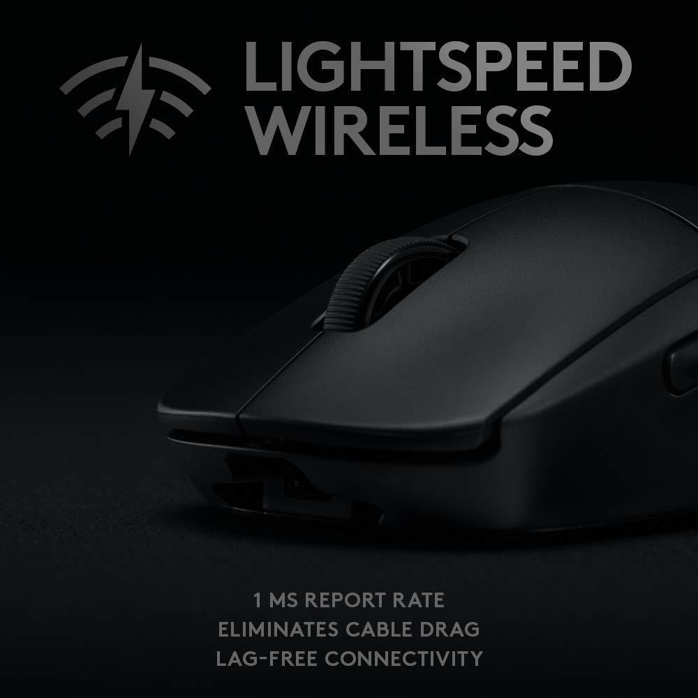Logitech G PRO Series Wireless Gaming Mouse for  image
