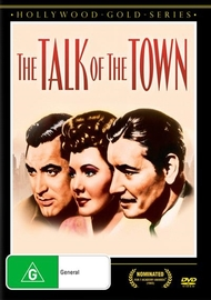 The Talk of the Town on DVD