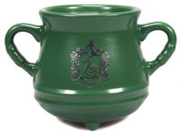 Harry Potter - Slytherin Cauldron Mug