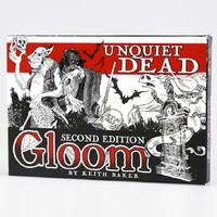 Gloom: Unquiet Dead (2nd Edition) image