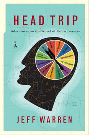 Head Trip: Adventures on the Wheel of Consciousness by Jeff Warren image