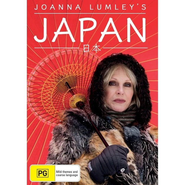Joanna Lumley's - Japan on DVD