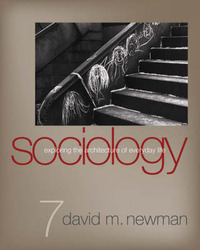 Sociology: Exploring the Architecture of Everyday Life by David M. Newman image
