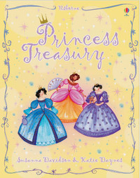 Princess Treasury by Katie Daynes image