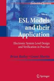 ESL Models and their Application by Brian Bailey image