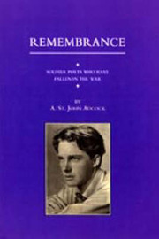 For Remembrance by A. St.John Adcock image
