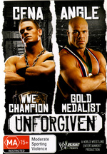 WWE - Unforgiven 2005 on DVD