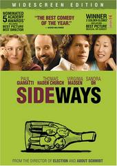 Sideways on DVD