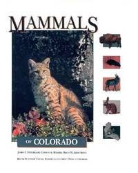 Mammals of Colorado by James P Fitzgerald image