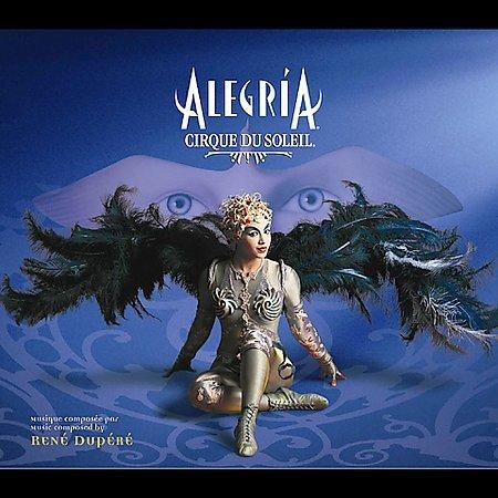 Alegria [Digipak] by Cirque Du Soleil